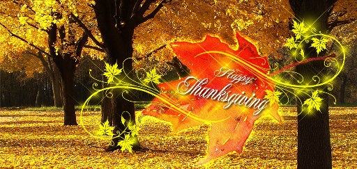 Thanks Giving