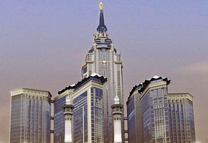Movenpick Hotel and Residence Hajar Tower